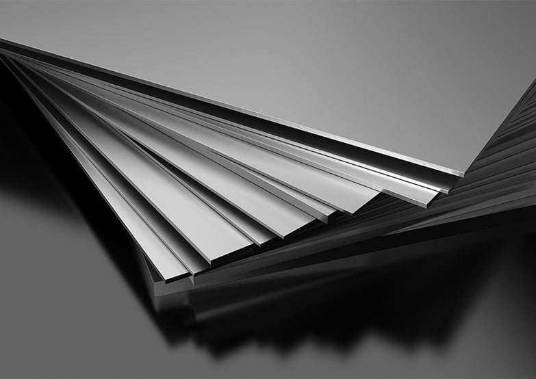 lamine metallo vari tipi lavorati da AX PROFESSIONAL